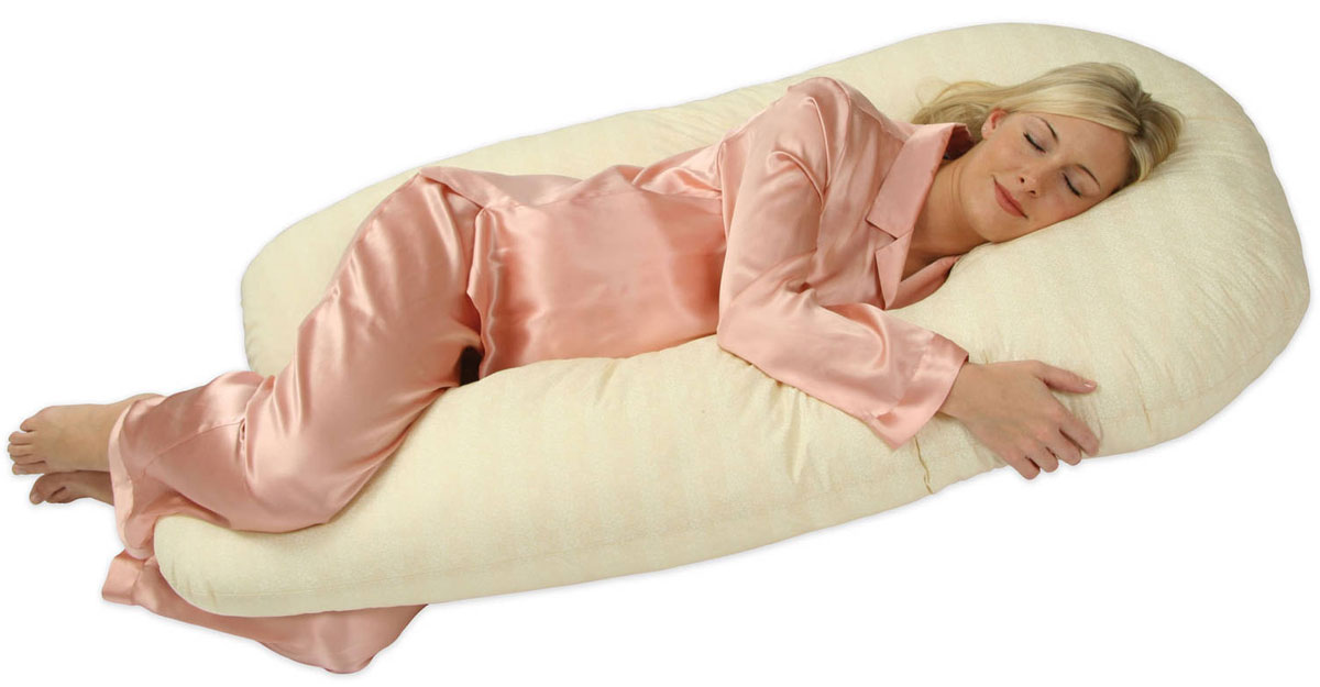Leachco-Contoured-Maternity-Body-Pillow